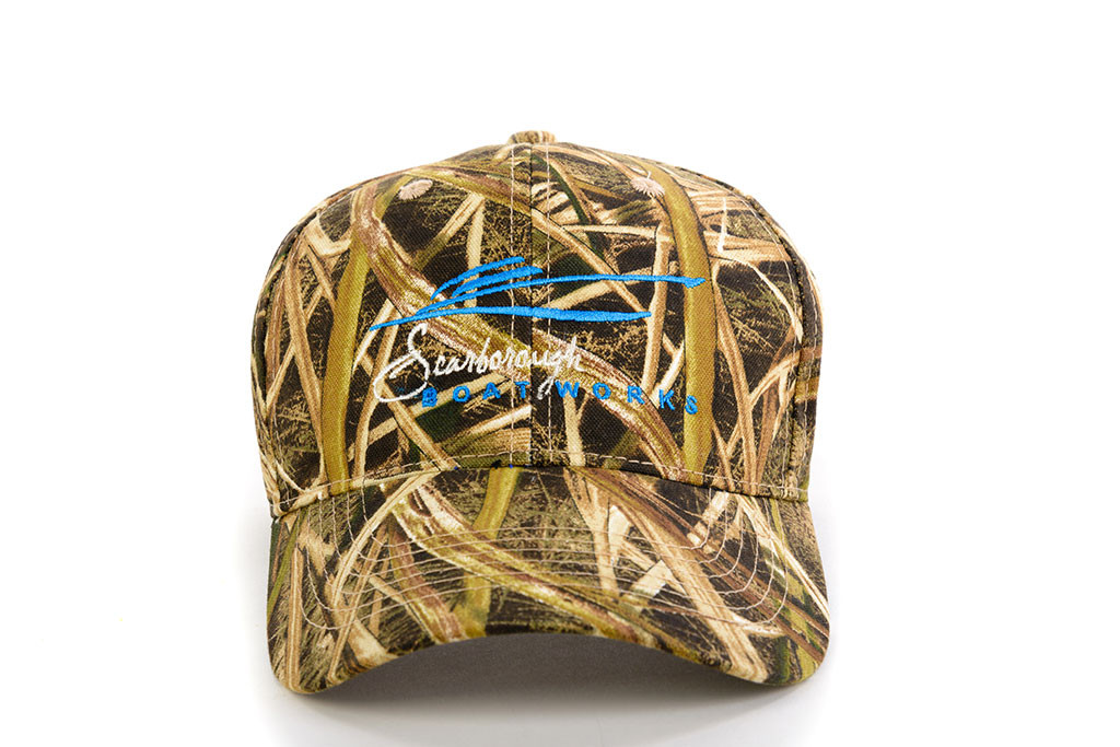 Scarborough-Boatworks-201-Camo-Cloth-Duck-Blind-Hat