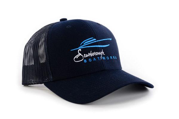 Scarborough-Boatworks-205-Navy-Trucker-Hat