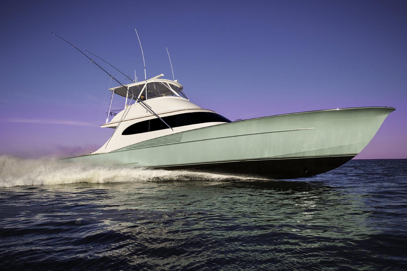Scarborough Boatworks Carolina Sports Fisherman Since 1977